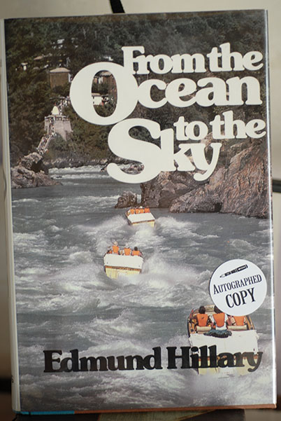 Image for From The Ocean To The Sky (Signed 1st Printing)