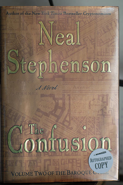 Image for The Confusion (Signed 1st Printing)