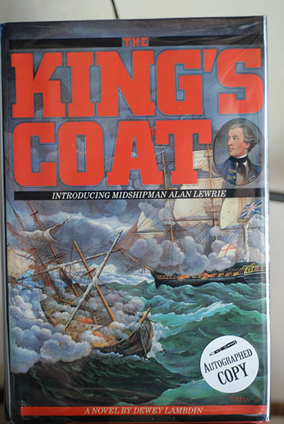 Image for The King's Coat: A Novel (Signed 1st Printing)
