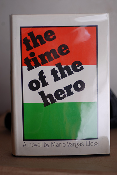 Image for The Time Of The Hero (Signed 1st Printing)