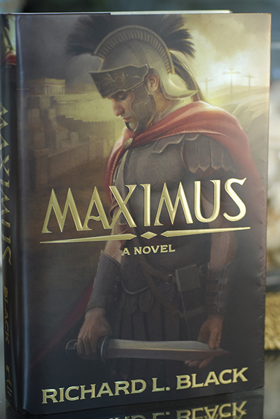 Image for Maximus (Signed 1st Printing)