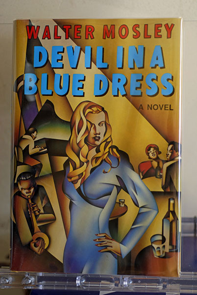 Image for Devil In A Blue Dress (Signed 1st Printing)