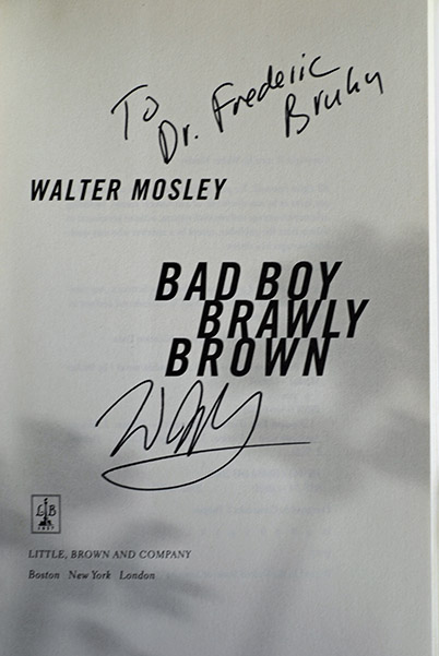 Image for Bad Boy Brawny Brown (Signed 1st Printing)
