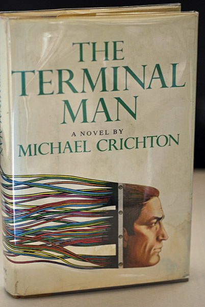Image for The Terminal Man (Signed 1st Printing)