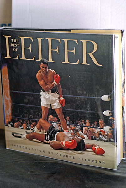 Image for The Best of Leifer (Signed & Inscribed by Neil Leifer & George Plimpton)