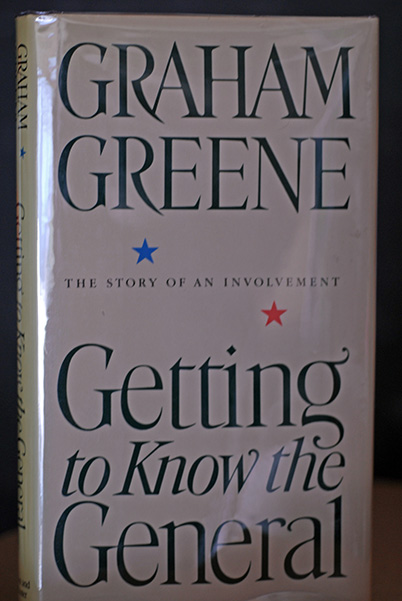 Image for Getting To Know The General- (Signed 1st Printing)
