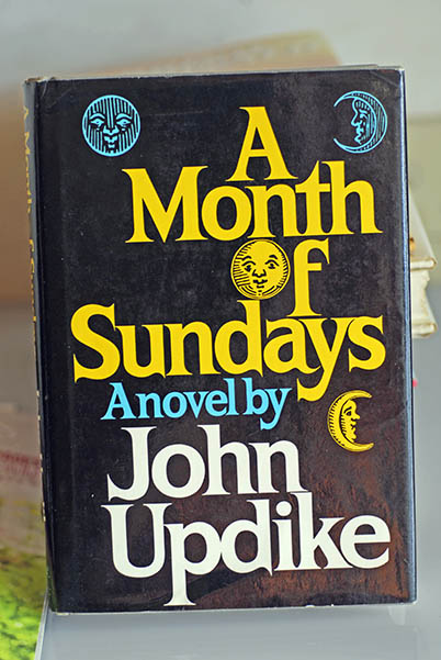 Image for A Month Of Sundays (Signed First Printing)