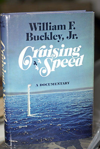 Image for Cruising Speed (Signed 1st Printing)