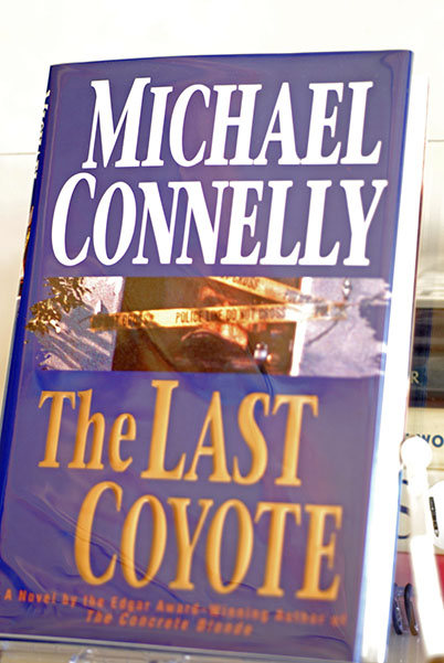 Image for The Last Coyote (Signed-Inscribed 1st Printing)