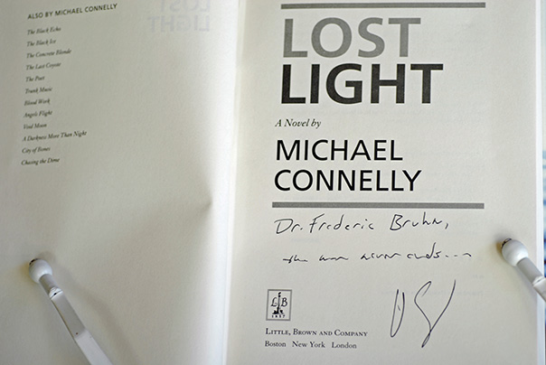 Image for Lost Light (Signed & Inscribed 1st Printing)