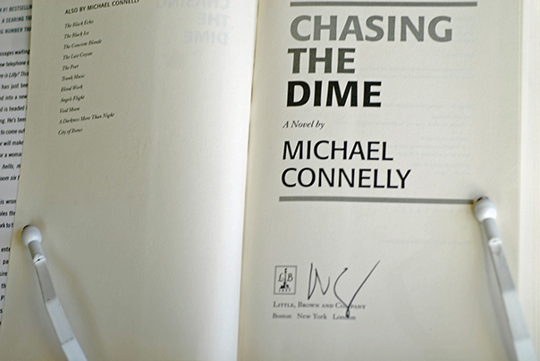 Image for Chasing The Dime (Signed 1st Printing)