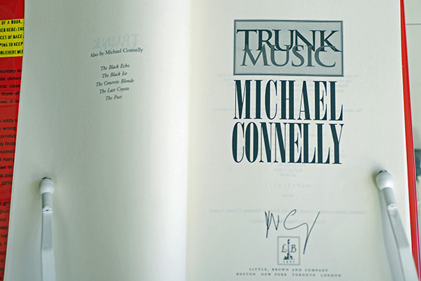 Image for Trunk Music (Signed 1st Printing)