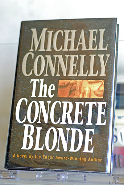 Image for The Concrete Blond (Signed 1st Printing)