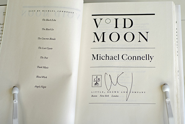 Image for Void Moon (Signed 1st Printing)