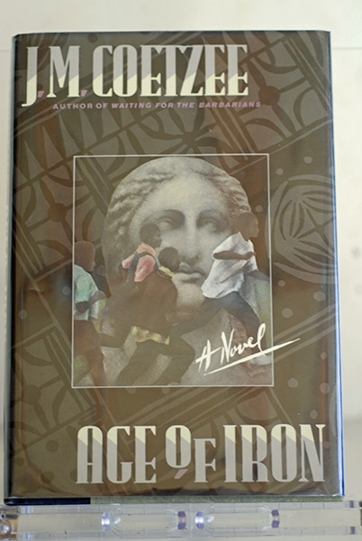 Image for Age Of Iron (Signed 1st Printing)