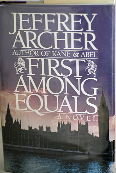 Image for First Among Equals (Signed 1st Printing)