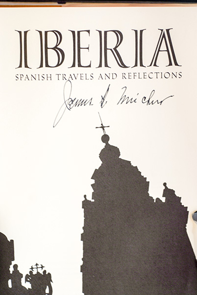 Image for Iberia (Signed 1st Printing)
