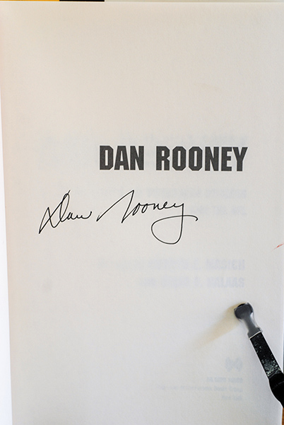 Image for Dan Rooney: My 75 Years With The Pittsburgh Steelers and the NFL (Signed 1st Printing)