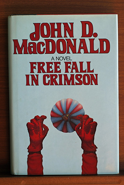 Image for Free Fall In Crimson (Signed 1st Printing)