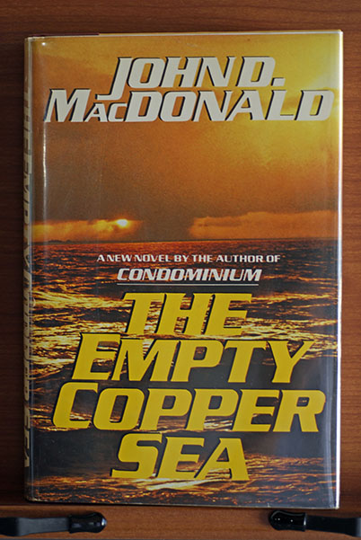 Image for The Empty Copper Sea (Signed 1st Printing)