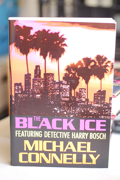 Image for The Black Ice (Signed Uncorrected Advance Proof)