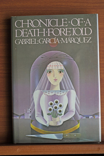 Image for Chronicle Of A Death Foretold (Signed & Dated 1st Printing)
