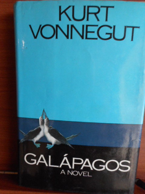 Image for Galapagos (Signed 1st Printing with Self Caricature)