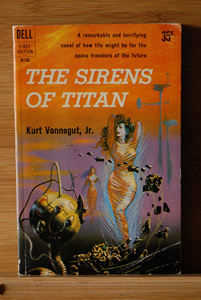 Image for The Sirens of Titan (Signed First Printing)