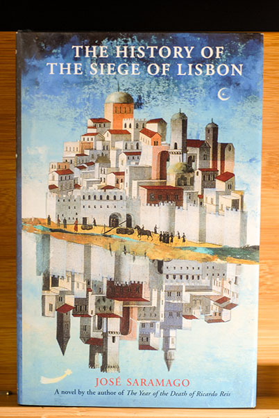 Image for The History of The Siege of Lisbon (Signed 1st Printing)