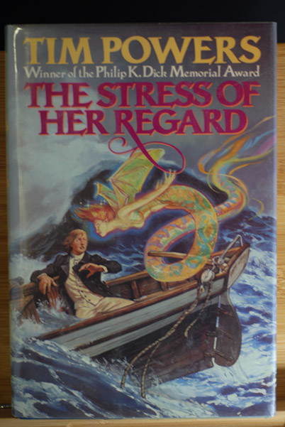 Image for The Stress of Her Regard (Signed & Inscribed)