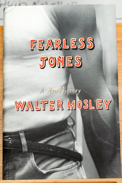 Image for Fearless Jones (Signed 1st Printing)
