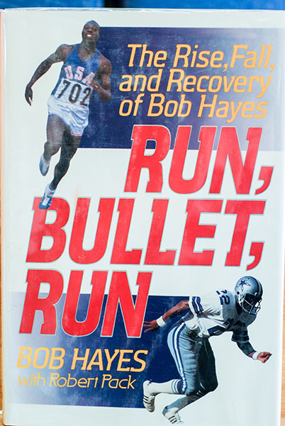 Image for Run, Bullet, Run (Signed & Inscribed)
