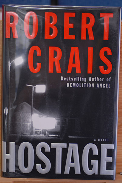 Image for Hostage: A Novel (Signed & Inscribed1st Printing)