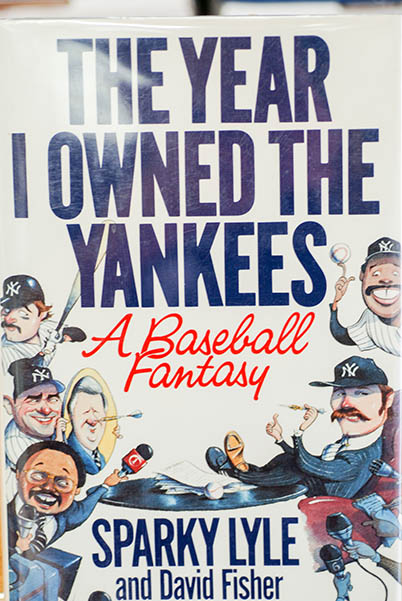 Image for The Year I Owned The Yankees: A Baseball Fantasy (Signed)