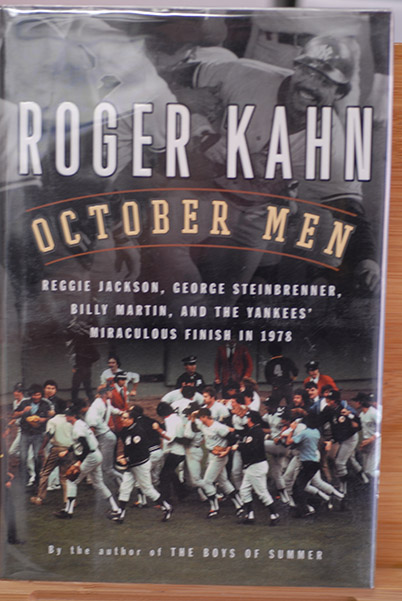 Image for October Men (Signed 1st Printing)
