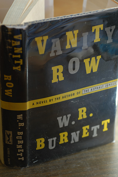 Image for Vanity Row (Signed & Dated)