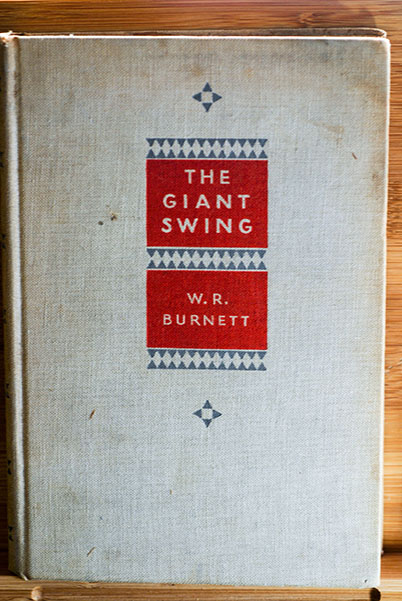 Image for The Giant Swing (Signed 1st Edition)