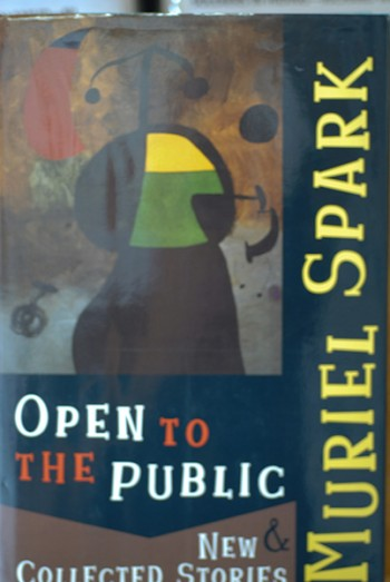 Image for Open To The Public: New & Collected Stories (Signed)