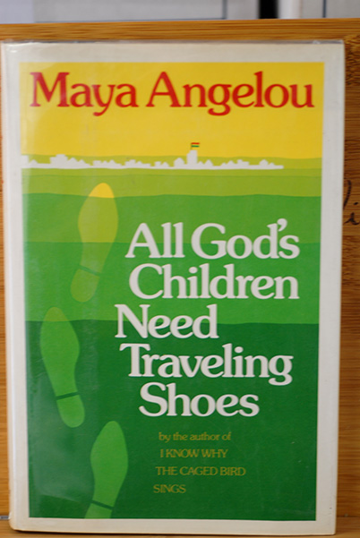 Image for All God's Children Need Traveling Shoes (Signed 1st Printing)