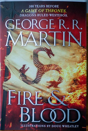 Image for Fire & Blood (Signed 1st Printing)