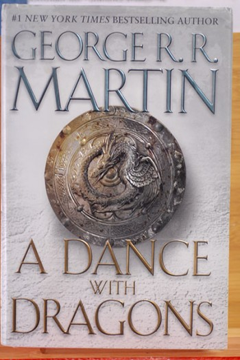 Image for A Dance With Dragons: Book 5 (Signed 1st Printing)