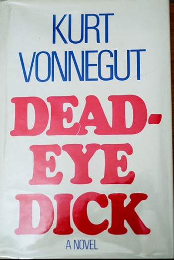 Image for Dead-Eye Dick (Signed With Caricature)