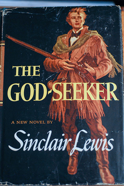 Image for The God-Seeker (Signed 1st Printing)