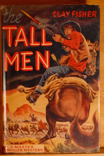 Image for The Tall Men (Personal Sample Copy of the Author--Signed-Dated)