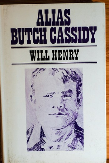 Image for Alias Butch Cassidy  (Author's Personal Copy--Signed & Dated)