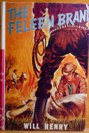 Image for The Feleen Brand (Personal Copy of The Author--Signed & Dated)