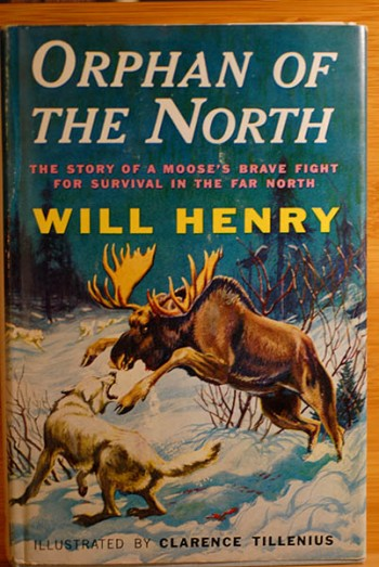 Image for Orphan Of The North (Personal Copy Of The Author--Signed & Dated)