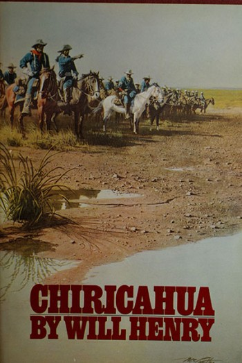 Chiricahua (Author's Personal Copy--Signed & Dated)