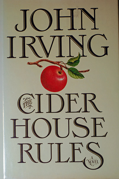 Image for The Cider House Rules (Signed by Irving)