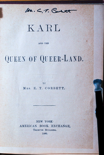 Image for Karl In Queerland: The Fairy of The Moonbeam (Signed)